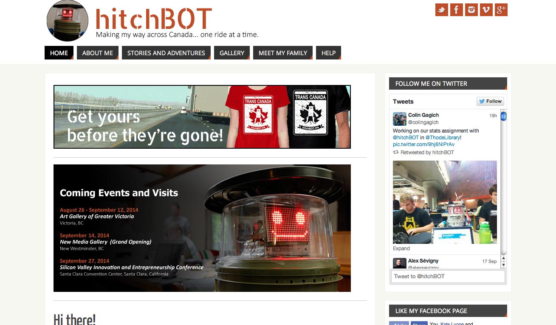 hitchbot.me